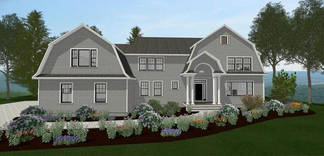 115 Cameron Way, Rehoboth, MA 02769 (MLS #72650213) :: The Gillach Group