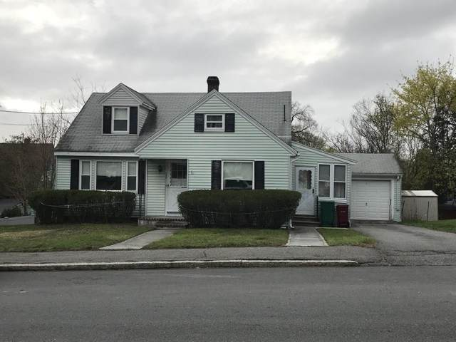 128 Beech, Lowell, MA 01850 (MLS #72650557) :: The Gillach Group