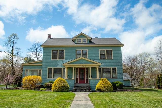 226 High Street, Greenfield, MA 01301 (MLS #72651138) :: Team Tringali