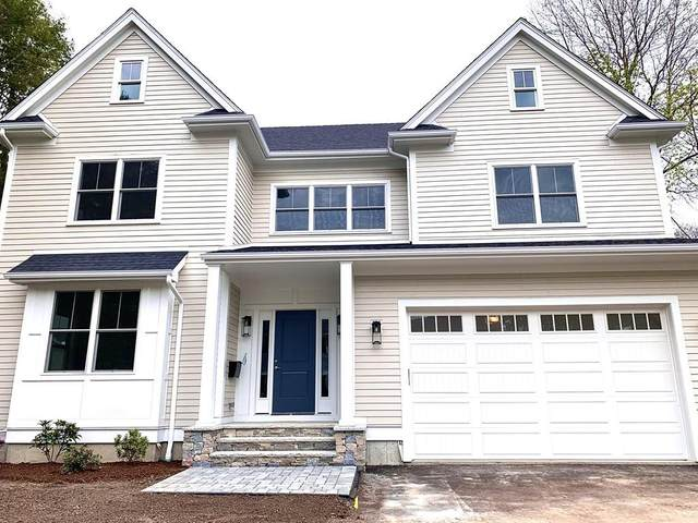 23 Shumaker Path, Newton, MA 02459 (MLS #72651400) :: The Gillach Group