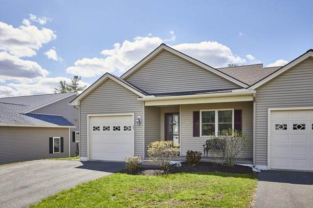 25 Silver Crest Lane #25, Greenfield, MA 01301 (MLS #72651539) :: Team Tringali