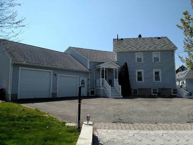 55 Bank Street, New Bedford, MA 02740 (MLS #72651638) :: Charlesgate Realty Group