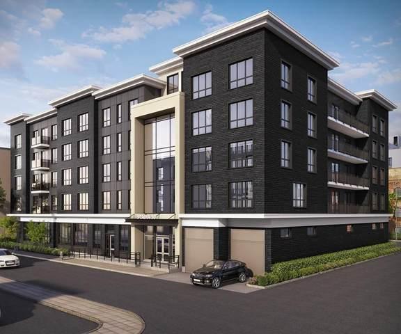 50 Hichborn #310, Boston, MA 02135 (MLS #72652217) :: Conway Cityside