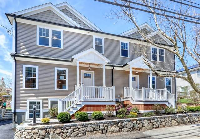 72 Spring #72, Watertown, MA 02472 (MLS #72652446) :: Conway Cityside