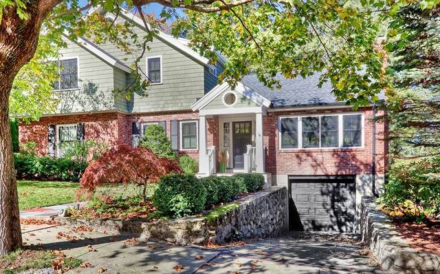 5 Richfield Rd, Newton, MA 02465 (MLS #72652698) :: Trust Realty One