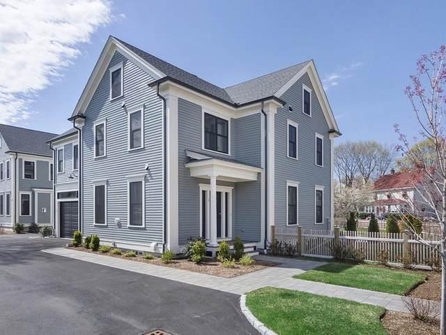 1-7 Elm Street #1, Newton, MA 02465 (MLS #72652984) :: Westcott Properties