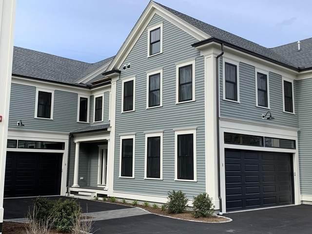 1-7 Elm Street #3, Newton, MA 02465 (MLS #72652987) :: Westcott Properties
