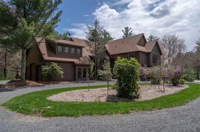 27 Woodridge Rd, Monson, MA 01057 (MLS #72653202) :: NRG Real Estate Services, Inc.