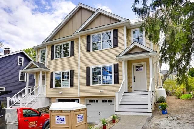 28 Argyle Road #28, Arlington, MA 02476 (MLS #72653215) :: Welchman Real Estate Group
