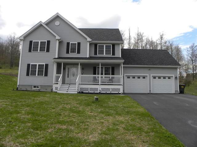 42 Hycrest Rd, Charlton, MA 01507 (MLS #72653369) :: Exit Realty