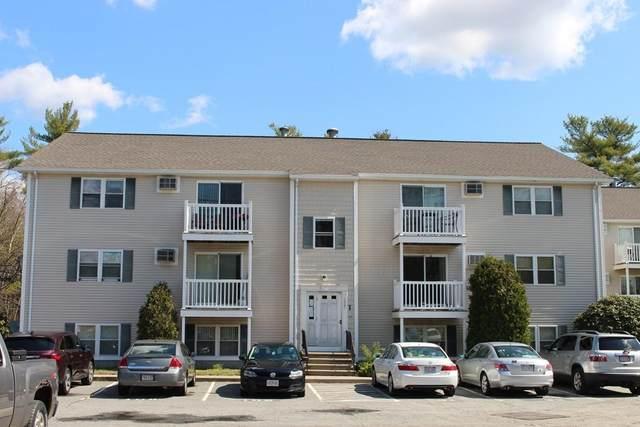 1627 Braley Road #114, New Bedford, MA 02745 (MLS #72653512) :: Charlesgate Realty Group