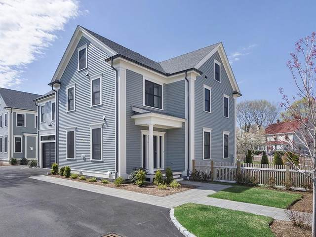 1-7 Elm Street #1, Newton, MA 02465 (MLS #72653538) :: Westcott Properties