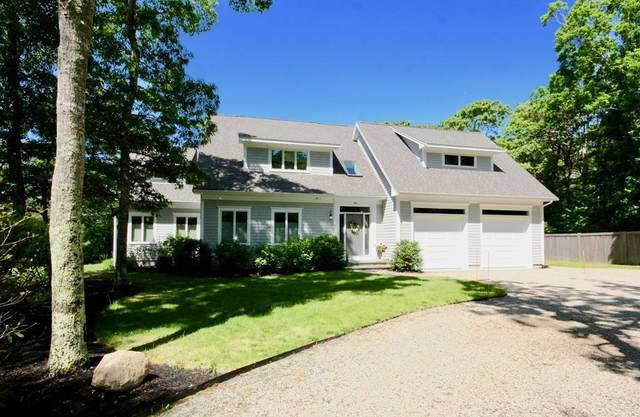 88 Old North Rd, Bourne, MA 02559 (MLS #72653570) :: Zack Harwood Real Estate | Berkshire Hathaway HomeServices Warren Residential