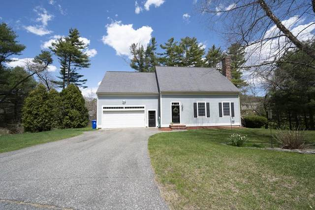 6 Leslie Cir, Bourne, MA 02559 (MLS #72653812) :: Trust Realty One