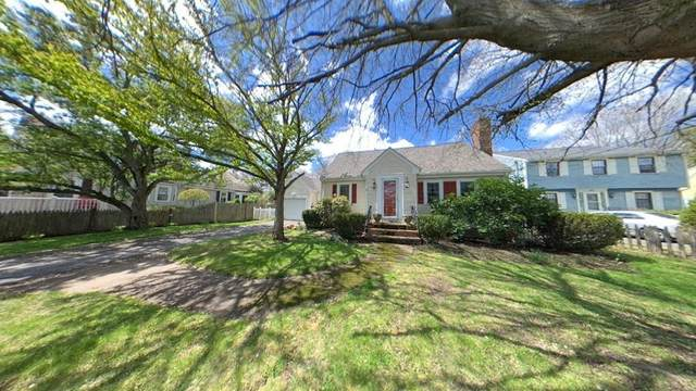 265 Riverside Dr, Dedham, MA 02026 (MLS #72654146) :: The Gillach Group