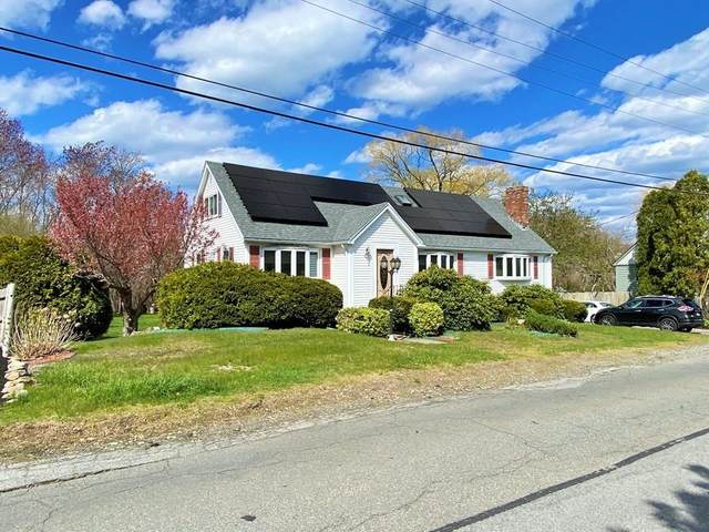 62 Grapevine Rd, Gloucester, MA 01930 (MLS #72654633) :: Maloney Properties Real Estate Brokerage