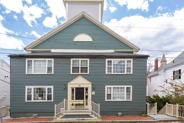 26 Summer Street #3, Marblehead, MA 01945 (MLS #72654942) :: DNA Realty Group