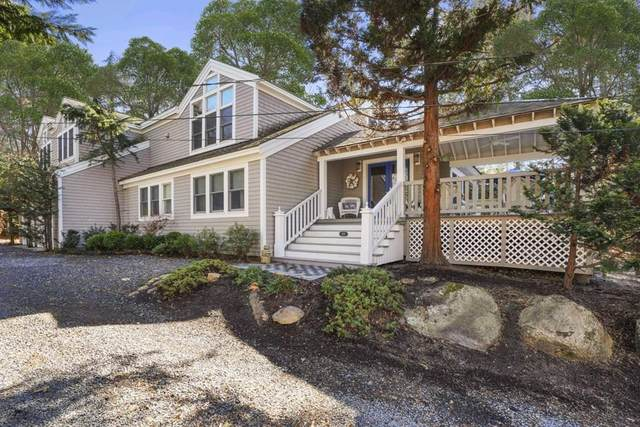 825 West Falmouth Highway, Falmouth, MA 02574 (MLS #72655036) :: RE/MAX Vantage