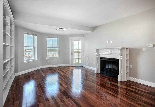 10 Seaport Dr #2616, Quincy, MA 02171 (MLS #72655073) :: The Duffy Home Selling Team