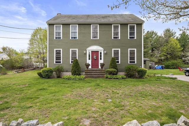 34 Drew Ave, Weymouth, MA 02189 (MLS #72655142) :: The Gillach Group