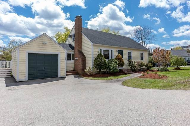 124 Conant St, Beverly, MA 01915 (MLS #72655158) :: Anytime Realty