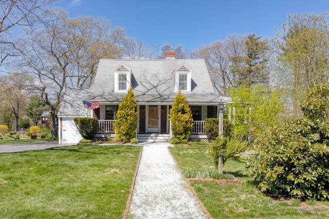 141 Linebrook Rd, Ipswich, MA 01938 (MLS #72655237) :: Trust Realty One