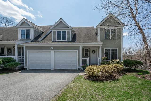 8 Paxton Ct #8, Grafton, MA 01536 (MLS #72655275) :: Trust Realty One