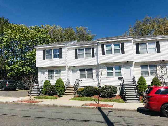 22 Gillooly Rd #22, Chelsea, MA 02150 (MLS #72655561) :: DNA Realty Group