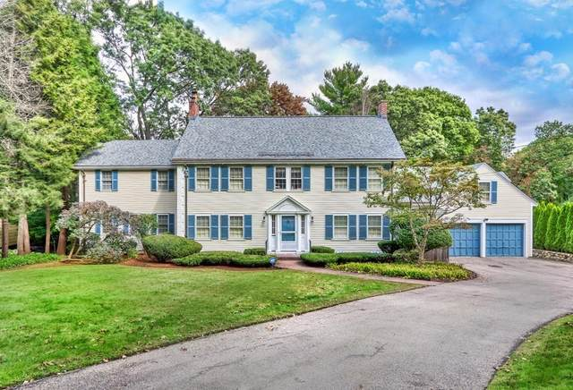 275 Marsh Street, Belmont, MA 02478 (MLS #72655582) :: The Gillach Group