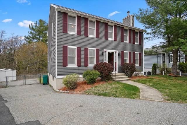 47 Mary Ellen Drive, Lynn, MA 01904 (MLS #72655647) :: Maloney Properties Real Estate Brokerage