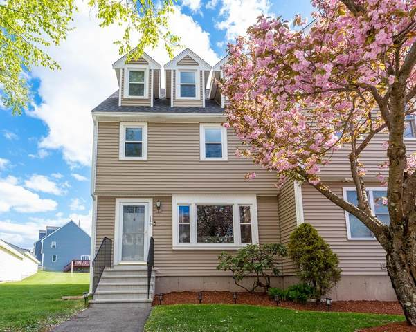 149 Merrimack Meadows Ln #149, Tewksbury, MA 01876 (MLS #72655734) :: The Gillach Group