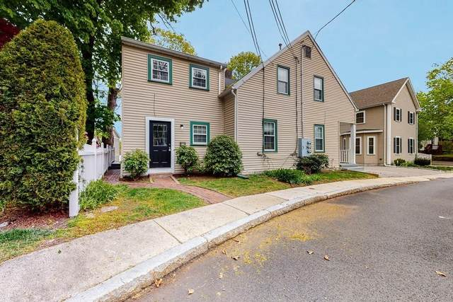 17A Rushmore Street 17A, Boston, MA 02135 (MLS #72655746) :: Conway Cityside
