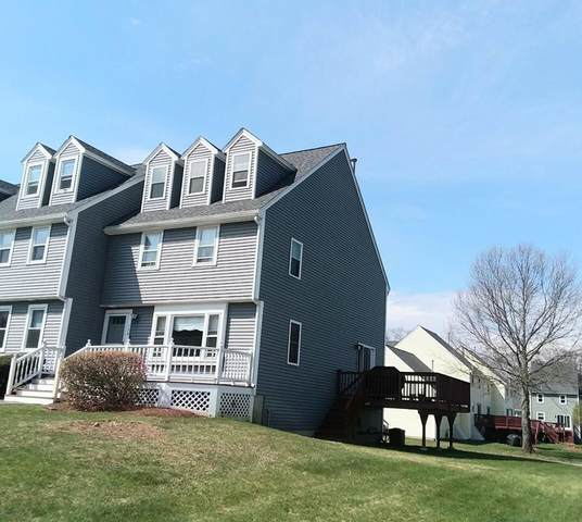 136 Merrimack Meadows Lane #136, Tewksbury, MA 01876 (MLS #72655747) :: The Gillach Group