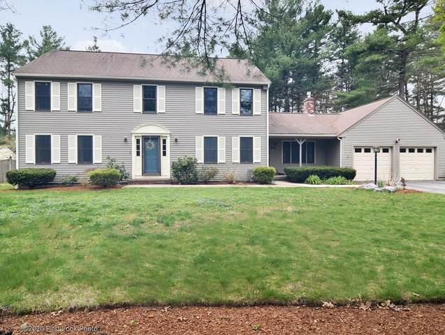 5 Helena Circle, Mansfield, MA 02048 (MLS #72655931) :: Spectrum Real Estate Consultants
