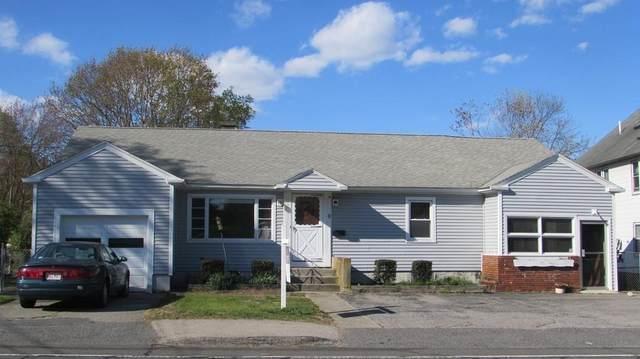 8 Main St, Grafton, MA 01560 (MLS #72655952) :: Trust Realty One