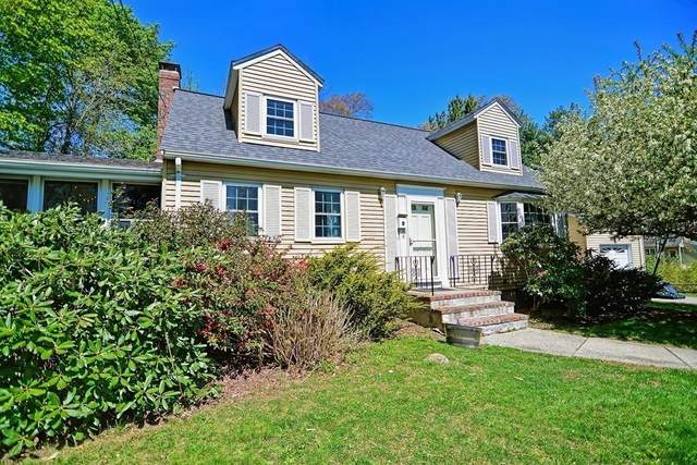 49 Marshall St, Westwood, MA 02090 (MLS #72656034) :: Trust Realty One