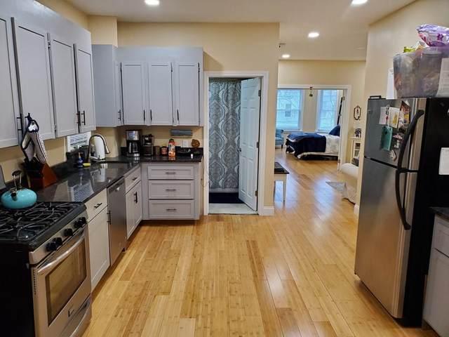 233 Chelsea St #2, Boston, MA 02128 (MLS #72656079) :: The Duffy Home Selling Team