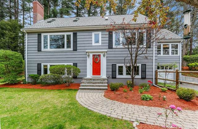 154 Spring St, Medfield, MA 02052 (MLS #72656204) :: Trust Realty One