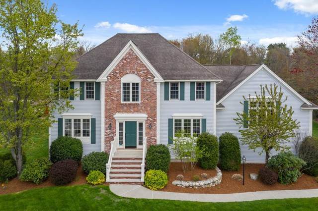 50 Scotland Drive, Tewksbury, MA 01876 (MLS #72656958) :: The Gillach Group