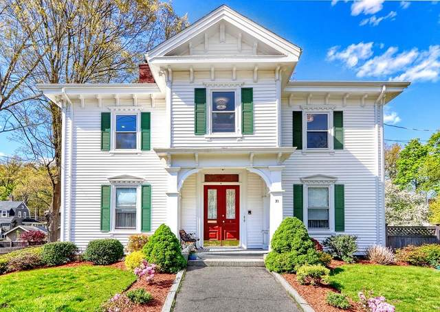 31 Youle Street #2, Melrose, MA 02176 (MLS #72657058) :: Trust Realty One