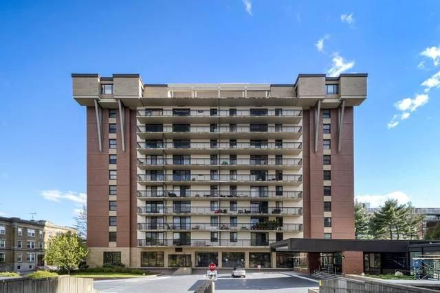 50 Longwood Ave #618, Brookline, MA 02446 (MLS #72657194) :: Conway Cityside