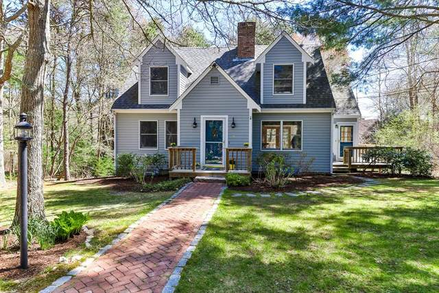 35 Pondview Drive, Falmouth, MA 02536 (MLS #72657308) :: Charlesgate Realty Group