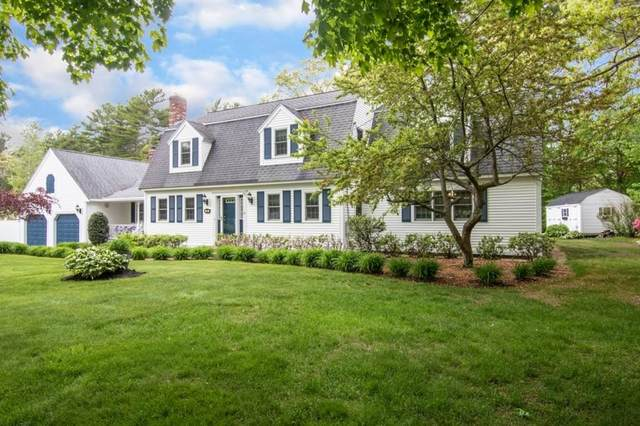 16 Weston St, Carver, MA 02330 (MLS #72657309) :: RE/MAX Unlimited