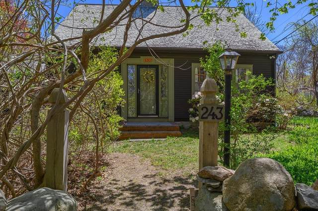 243. Manomet Ave, Plymouth, MA 02360 (MLS #72657443) :: The Seyboth Team