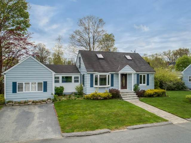 74 Dunbar Ave, Lowell, MA 01854 (MLS #72657446) :: Trust Realty One