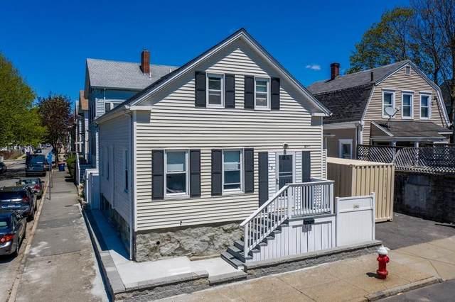 161 North Street, New Bedford, MA 02740 (MLS #72657531) :: RE/MAX Vantage