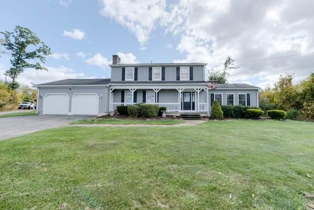 77 Carpenter Road, Monson, MA 01057 (MLS #72657627) :: Westcott Properties
