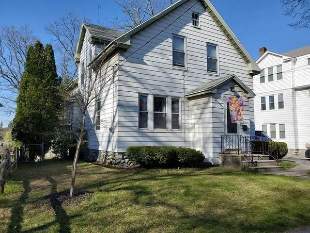 67 Whitmarsh  Ave, Worcester, MA 01606 (MLS #72657638) :: Trust Realty One