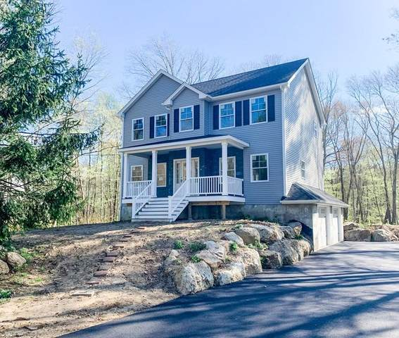 41 Colonial Way, Rehoboth, MA 02769 (MLS #72657644) :: The Seyboth Team