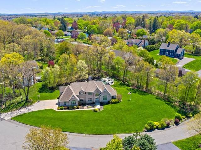 17 Valley View Drive, South Hadley, MA 01075 (MLS #72657719) :: The Duffy Home Selling Team